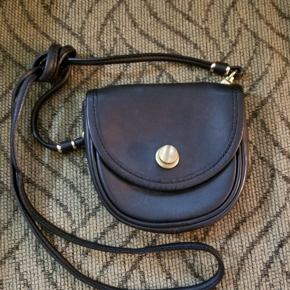 f81b59ddac ❤RARE Vintage Coach Crossbody Mini Belt Bag